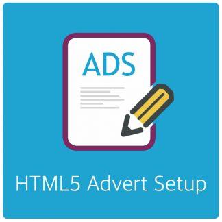 HTML5 Advert installation service by Arnan de Gans