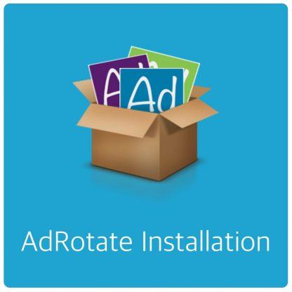 AdRotate (Pro) installation service by Arnan de Gans