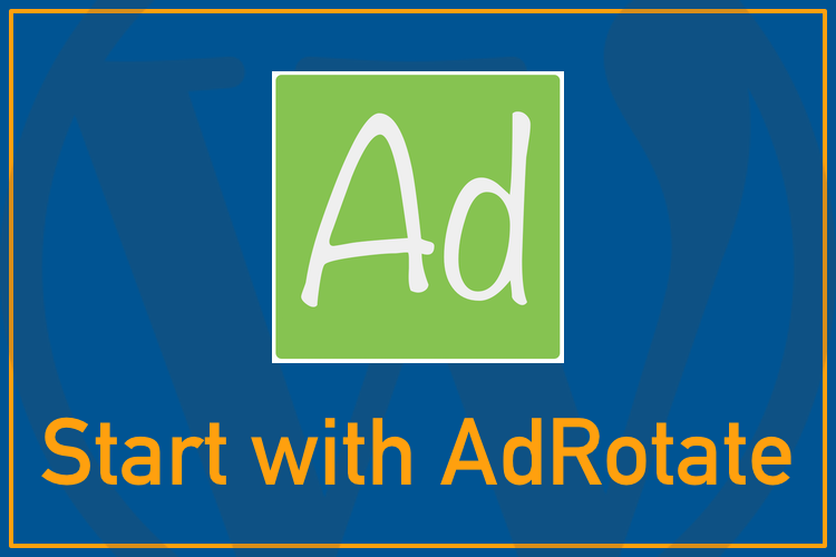 You are about to monetize your website in the most efficient way possible with the AdRotate for WordPress banner-management plugin.