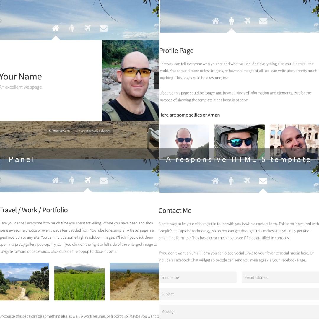 Profile Website