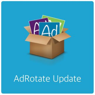 AdRotate (Pro) update service by Arnan de Gans