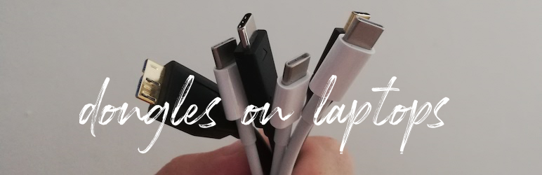 dongles-on-laptops