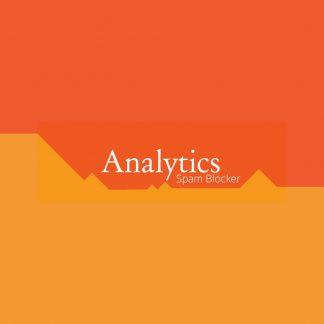 Analytics Spam Blocker by Arnan de Gans
