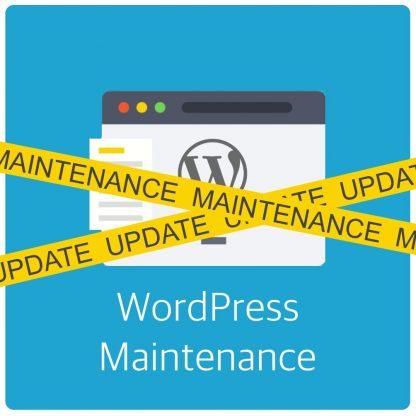WordPress Maintenance by Arnan de Gans
